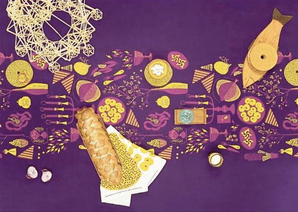 Marimekko Holiday 2009 Skimbaco Lifestyle Online Magazine
