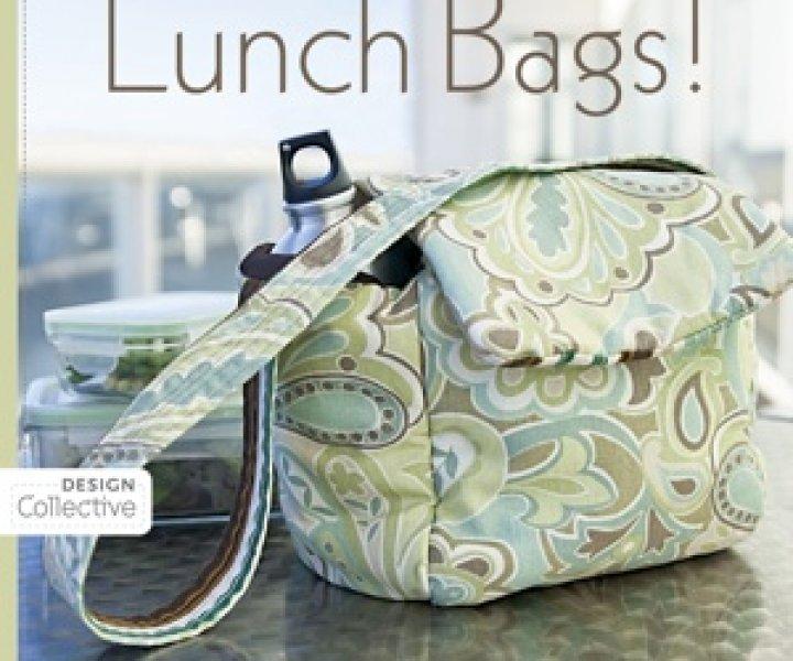 handmade lunch bags
