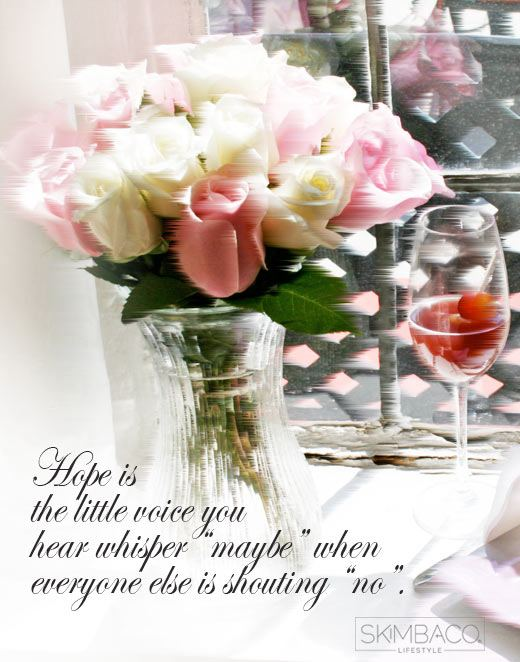 what is hope, inspirational quote, hope, life lesson