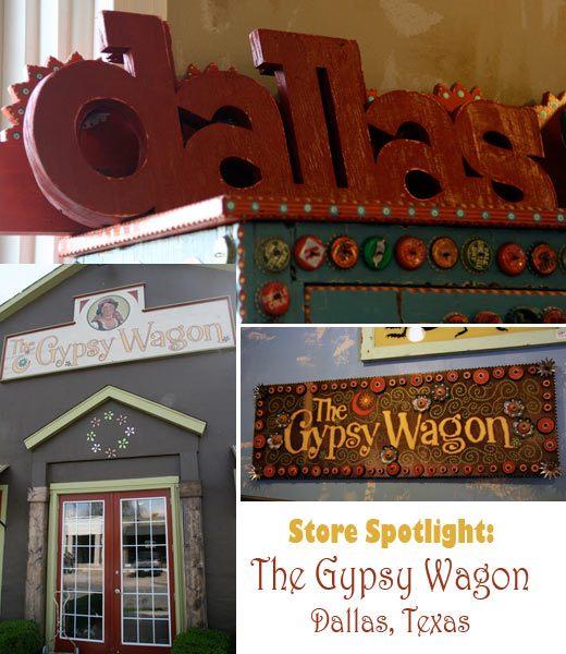 Gypsy Wagon, Henderson Avenue shopping, Dallas home decorating store