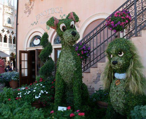 Disney Garden festival