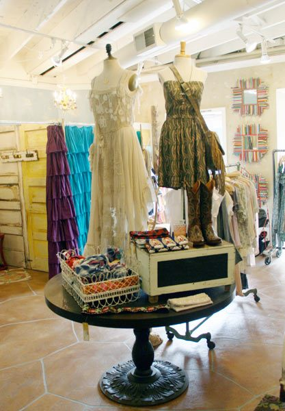 Dallas shopping, boho chic style, fashion store, The Gypsy Wagon, bohemian style