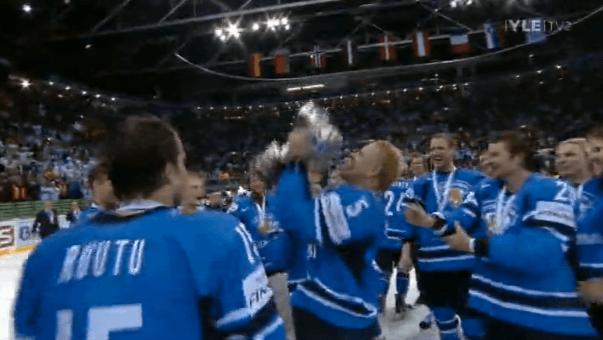 suomi jääkiekko mitali, maailmanmestaruus 2011