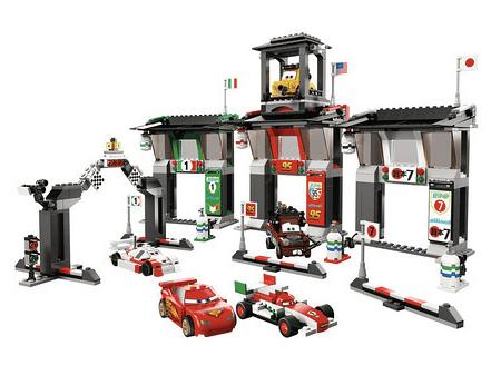CARS 2 LEGO