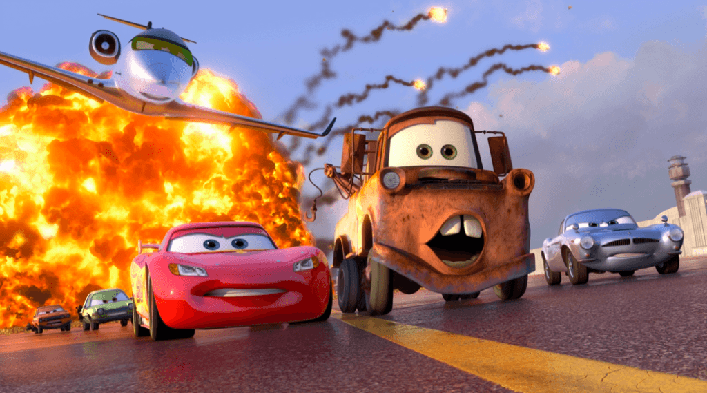 Disney Pixar CARS 2 movie review