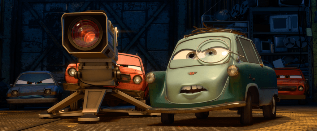 cars2 movie review