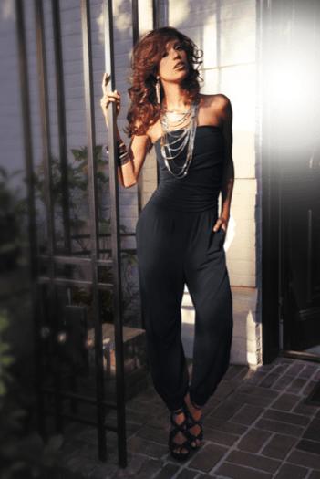 Jennifer Lopez clothing collection at KOHL's pictures, Jennifer Lopez jumpsuit