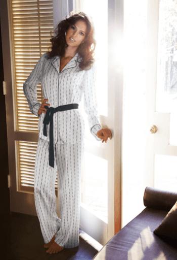 Jennifer Lopez clothing collection at KOHL's pyjama