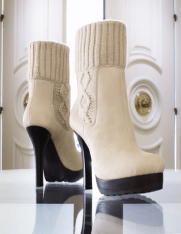 Jennifer Lopez clothing collection at KOHL's bette sweater boots