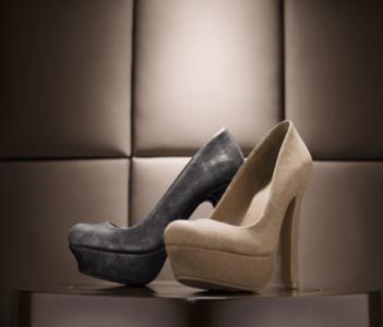 Jennifer Lopez Collection lana platform pumps $69
