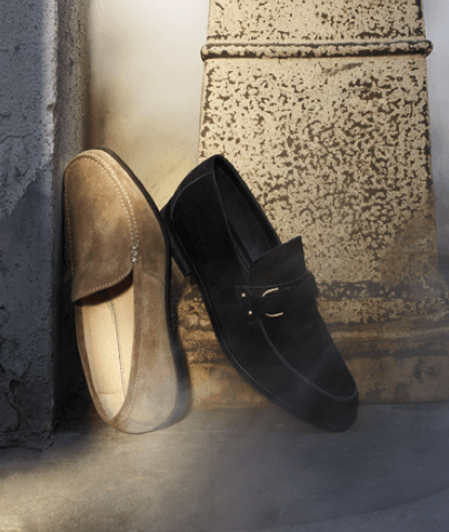 Marc Anthony Collection loafers, shoes
