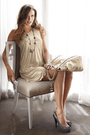 Jennifer Lopez clothing collection at KOHL's  dress pictures