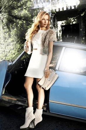 Jennifer Lopez clothing collection at KOHL's pictures of the dress