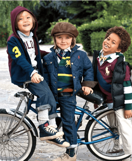 Bts 11 Shopping Ralph Lauren For Boys Skimbaco