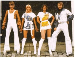 ABBA, ABBA wii game, Abba dancing queen