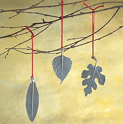 leaf ornaments