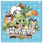 Angry Birds gifts, Angry Birds cookbook