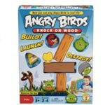 Angry Birds Known on wood game