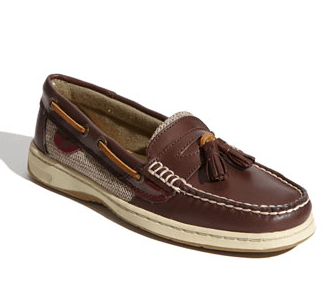 Sperry Top-Sider Flat Boat Shoes $41.90