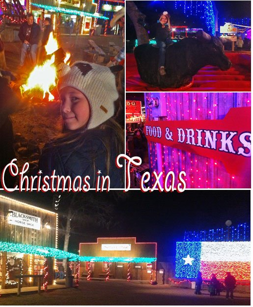 Christmas in Texas, Santa's wonderland in College Station