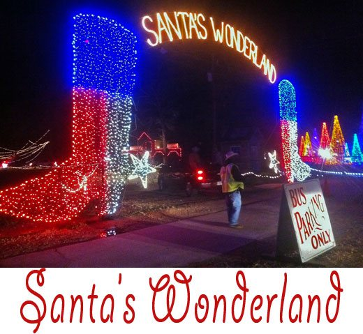 sant's wonderland college station