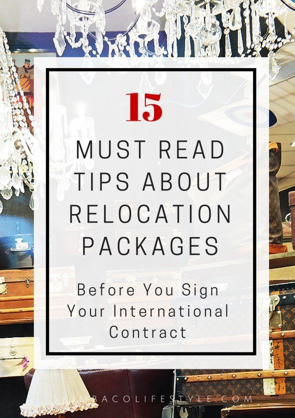What is a relocation package? Read these 15 tips about relocation packages before you sign your international contract and move out of the country. Via @skimbaco