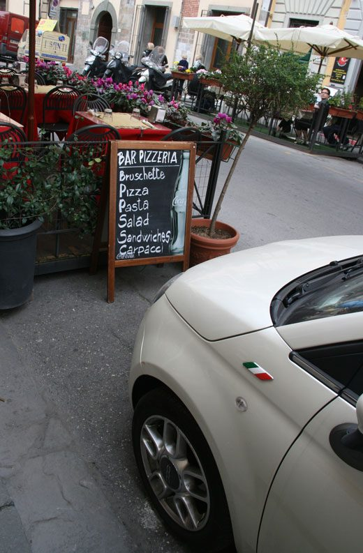fiat in italy