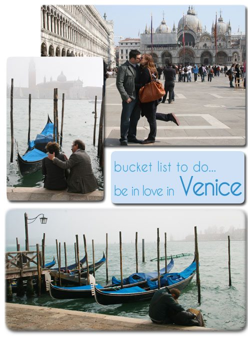 Venice, Italy lovers photos