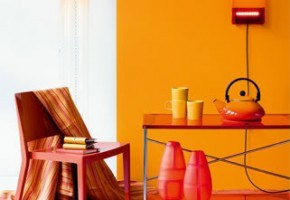 The coldest time of the year - and the interiors are glowing in orange. Orange is the trendy decorating color of this winter. You can easily get the trendy orange look without breaking the bank with a few easy tips and product finds. Get some Vitamin C for your home and don't let the cold weather bother you - enjoy the warmth inside.
