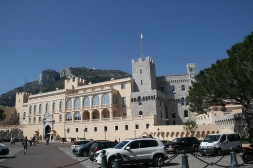 Monte Carlo, Monaco, Princely Palace