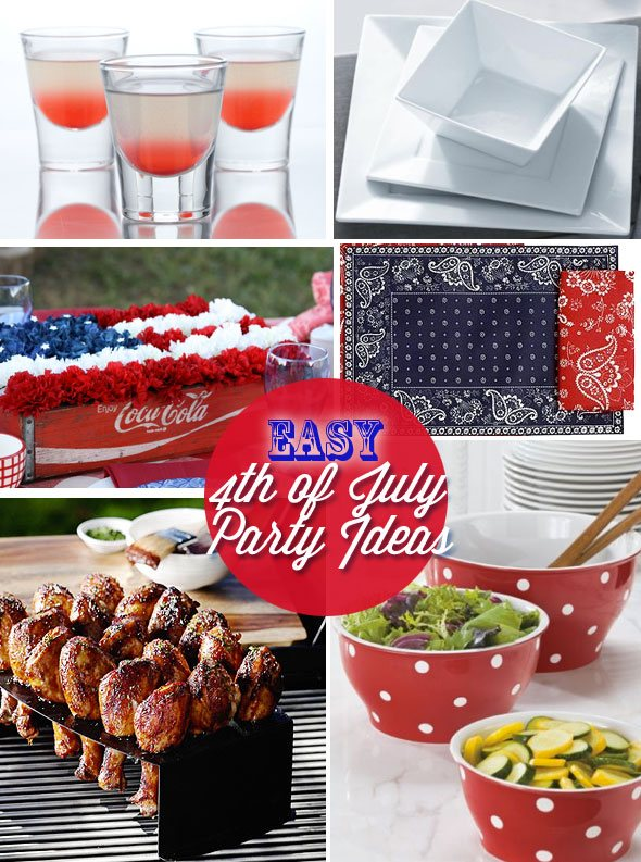 cheap 4th of July party tips