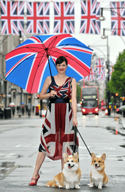 diamond jubilee union jack outfit