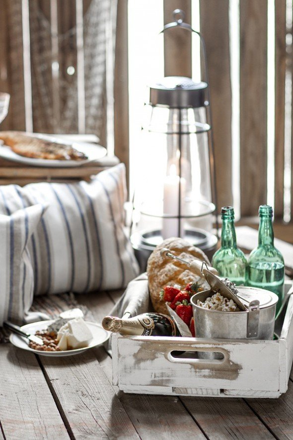 Set the Mood for Scandinavian Summer Party. Tips from the Interior Design Store Werannas - Skimbaco Lifestyle | online magazine