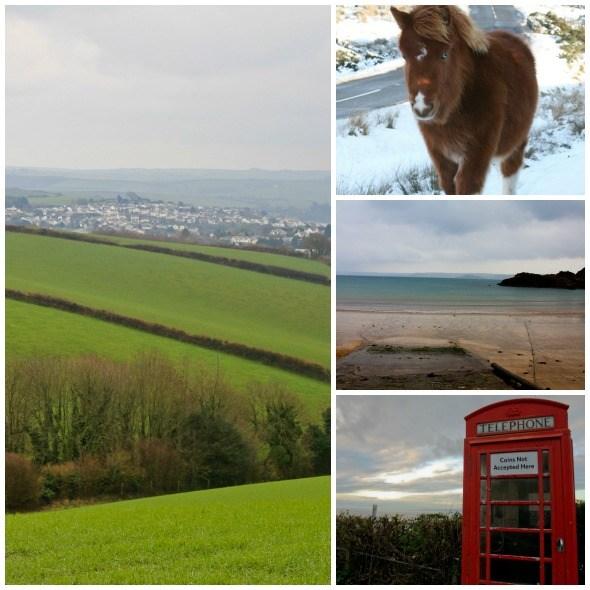 Devon views