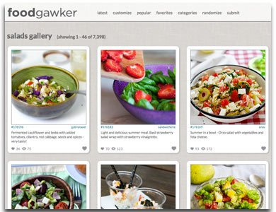 Top 15 sites like pinterest you will love skimbaco lifestyle i wanna nom is your visual recipe box where you can save the recipes you like or want to try you can also connect with other users and vote forumfinder Image collections