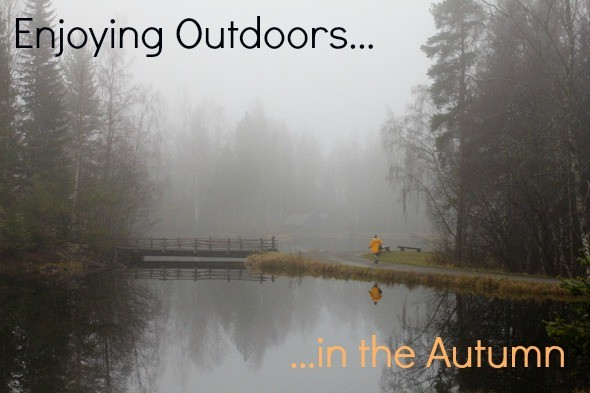 Outdoors in the Autumn by @SatuVW as seen in https://www.skimbacolifestyle.com/2012/08/outside-in-autumn.html