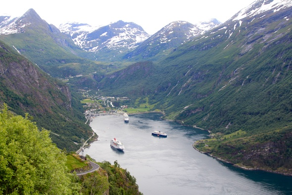 Geirangerfjord in Norway by @SatuVW as seen on https://www.skimbacolifestyle.com/2012/09/travel-to-norway.html