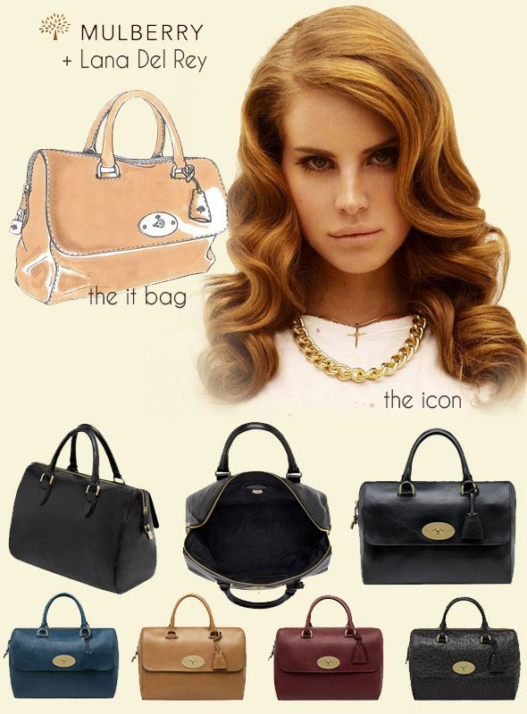 Mulberry Del Rey handbag as seen on https://www.skimbacolifestyle.com/2012/09/mulberry-del-rey.html