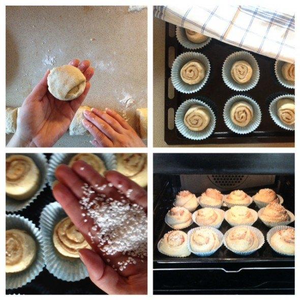 how to make cinnamon buns, pictures of cinnamon bun recipe