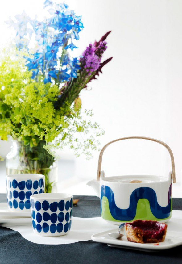 Marimekko and Finnair partnership