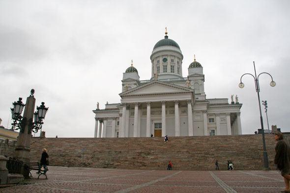 Helsinki Cathedral, Helsinki Luthran Helsinki Cathedral, Finland church
