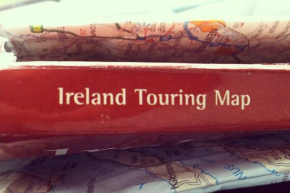 Roadtripping in Ireland I @SatuVW