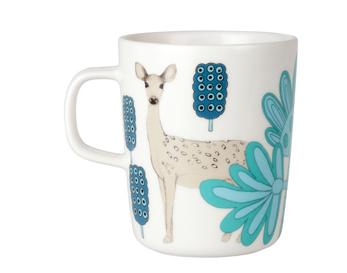 scandinavian design gift, marimekko mug