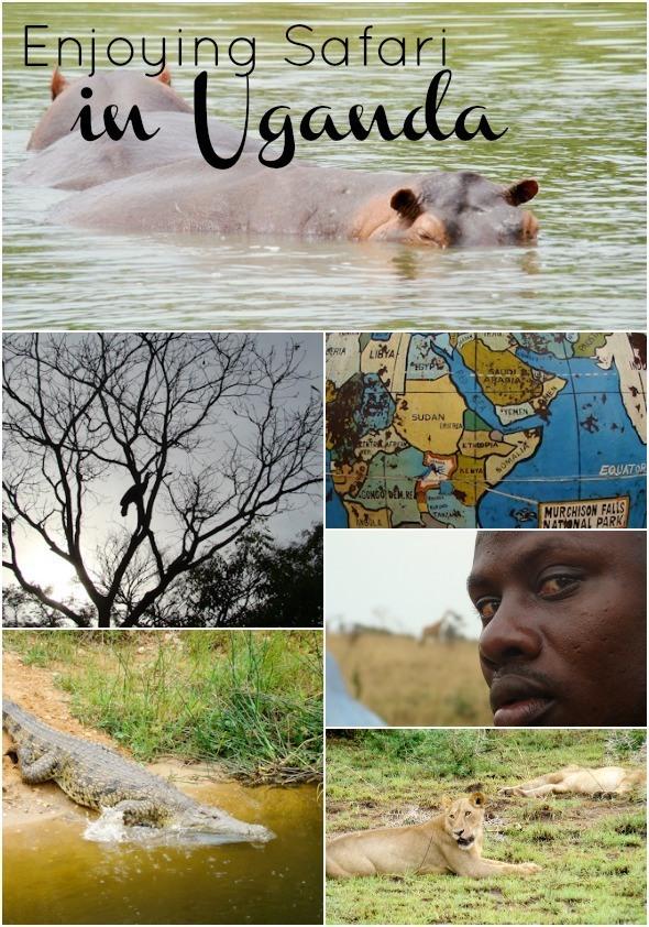 Safari in Uganda I @SatuVW I Destination Unknown