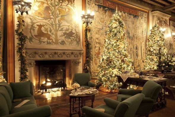 Travel Insight An Inside Look At Christmas On The Biltmore Estate