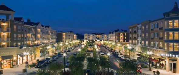 Market Common, upscale shopping center on Grand Strand