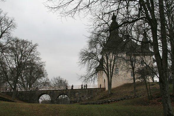 Ekenäs slott, julmarknad, Ekenäs castle Christmas Market, castles in Sweden, travel to Sweden, visit Sweden