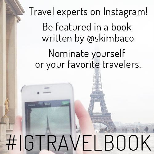 Instagram Travel Book