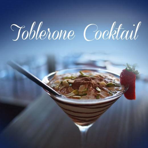 toblerone cocktail recipe