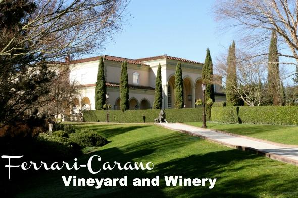 Ferrari-Carano's Villa Fiori